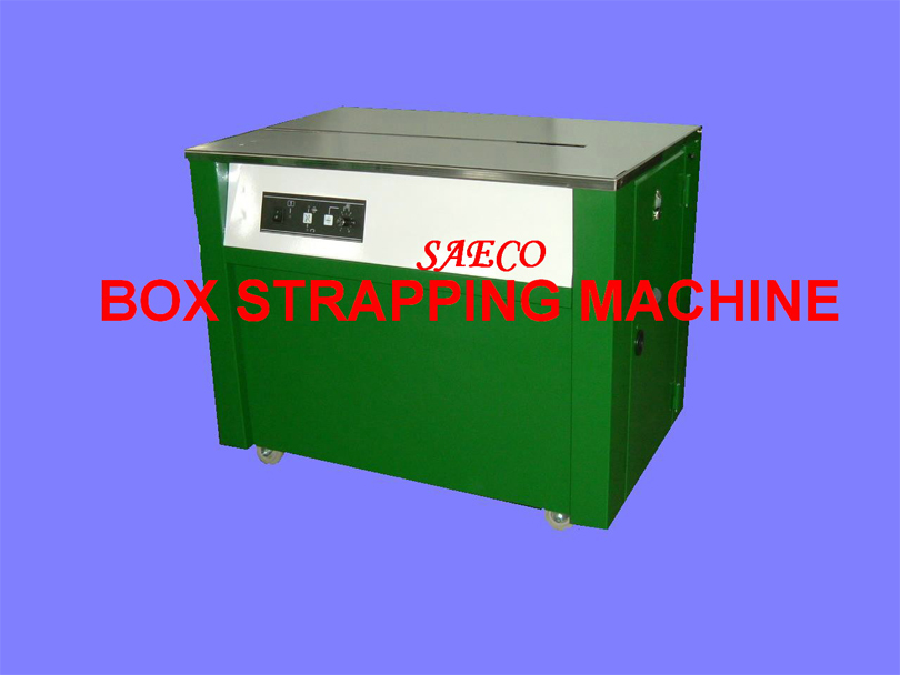 Box Strapping Machine