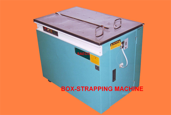 Box Strapping Machines